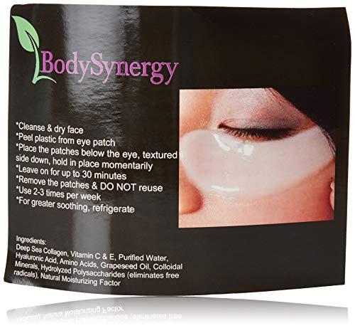 SALE! 8 pairs/ Crystal Collagen Eye Masks/Deep Sea Collagen/Hyaluronic Acid/Vitamin C/Vitamin E/Wrinkle Reducer/Eye Moisturizer