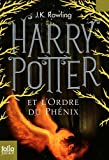 "Afficher ""Harry Potter n° 5<br /> Harry Potter et l'ordre du Phénix"""