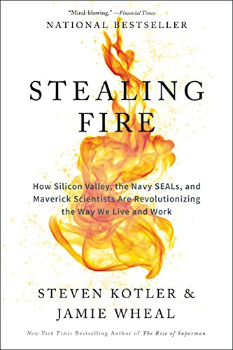 Stealing Fire  How Silicon Valley The Navy SEALs And Maverick Scientists Are Revolutionizing The Way We Live And Work