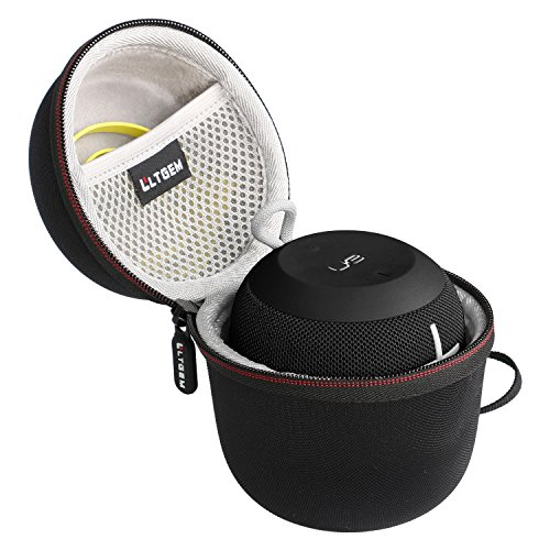 (LTGEM EVA Hard Case for Ultimate Ears WONDERBOOM/WONDERBOOM 2 Super Portable Waterproof Bluetooth Speaker - Travel Protective Carrying Storage Bag)