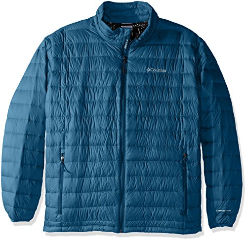 Phoenix Jacket Blue Turbodown Falls Men's Voodoo 590 Big Tall Columbia 8OW1CfnqPO