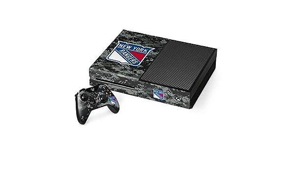 Amazon.com   New York Rangers Xbox One Console and Controller Bundle Skin - New  York Rangers Camo  40cbdb0f2