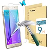 Galaxy Note 5 Screen Protector,Yootech® Galaxy Note 5 Tempered Glass Screen Protector - Premium Tempered Glass Screen Protector(2.5D 9H Hardness, Superslim 0.26mm) - Guard Against Scratches and Drops - Ultra HD Clear With Maximum Touchscreen Accuracy - Lifetime Warranty