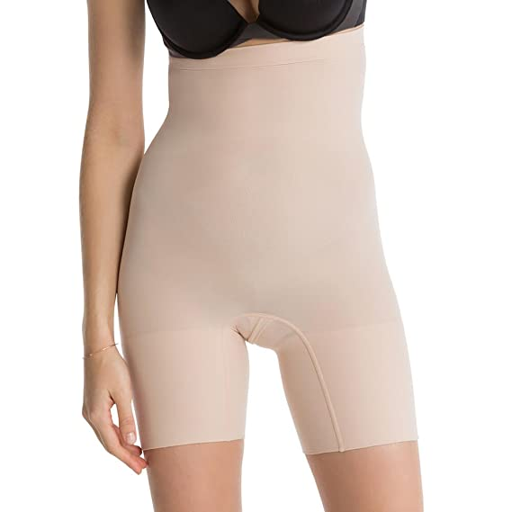 816da56607e Spanx Luxurious Slimming Shapewear Lightweight and Seamless Higher Power  Short