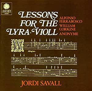 Lessons for the Lyra Violl