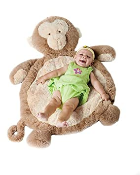 Bestever Baby Mat, Monkey Discontinued by Manufacturer