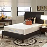CoutureSleep 12 Inch Solis Gel Memory Foam Mattress - King