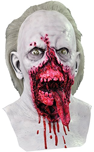 Day Of The Dead Doctor Tongue Mask - SALES4YA Costume Mask Day of The