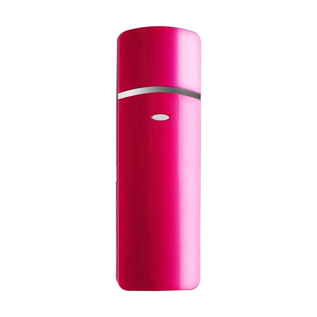 Babysbreath17 USB portátil Recargable Nano Cara práctico de la Niebla pulverizador humidificador Facial de Humedad portátil del nanómetro señor Hidratante White