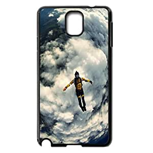 Extreme Sports Skiing Skateboard Baseball Phone Case Cover for Samsung Galaxy Note 3 case TSL129971