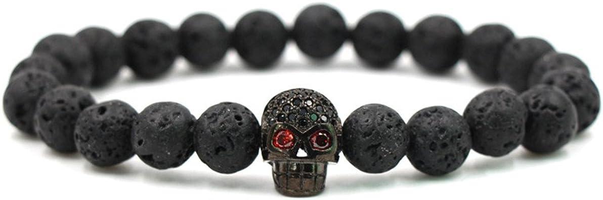 bracelet bijoux tête de mort 4
