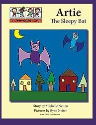 Artie the Sleepy Bat