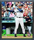 "Ichiro Suzuki Seattle Mariners MLB Action Photo (Size: 12"" x 15"") Framed"