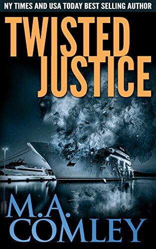 book cover of Twisted Justice