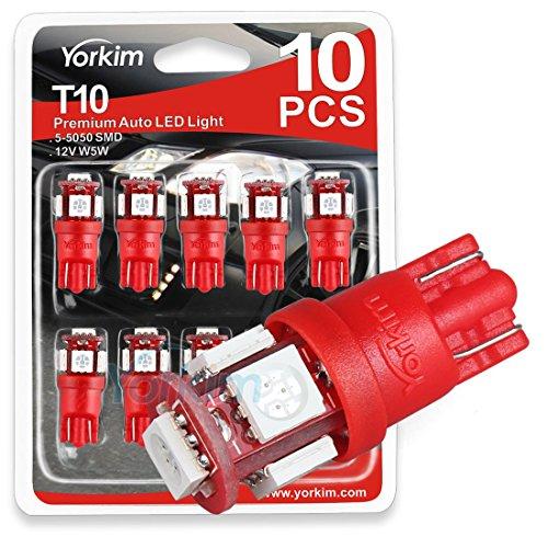 194 Red Led Lights