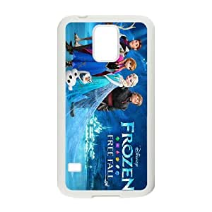 Generic Case Frozen For Samsung Galaxy S5 745S7U8267