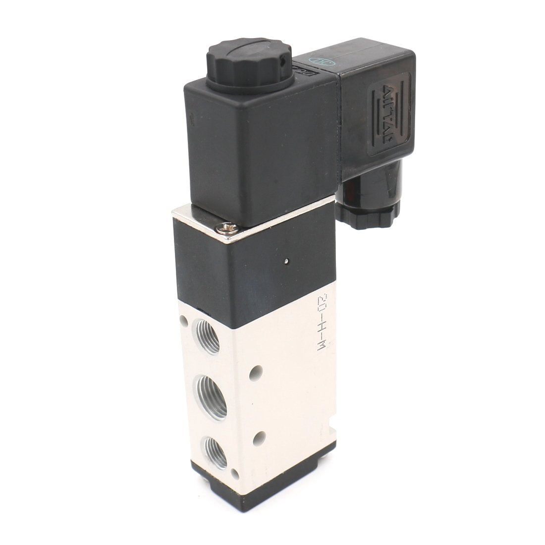 Baomain Pneumatic Air Control Solenoid Valve 4V210-08 DC24V 5 Way 2 Position PT1/4'' Internally Piloted Acting Type Single Electrical Control by Baomain (Image #3)