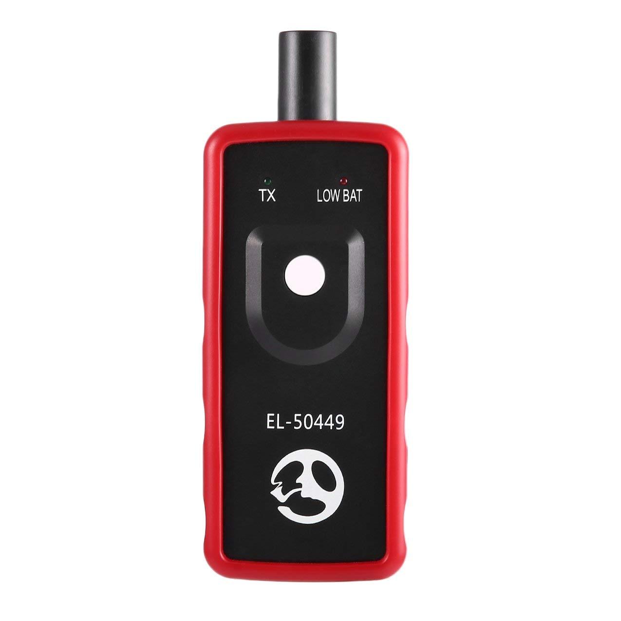 EL-50449 Sensore di monitoraggio della pressione dei pneumatici, EL-50449 Strumento di attivazione del sensore di pressione dello strumento di riparazione della pressione dei pneumatici TPMS Per Ford Per GM / Per Opel Redstrong