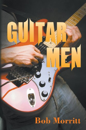 Book: GUITAR MEN by Bob Morritt