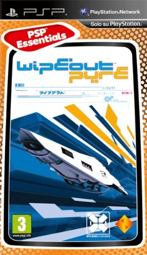 Wipe Out Fusion (WipeOut Pure - PSP)