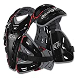 Troy Lee Designs BG5955 Adult Off-Road Chest Protector - Black / Large