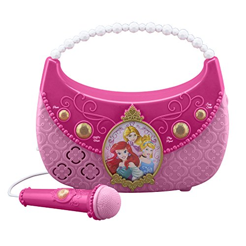 eKids Disney Princess sing Along (Disney Mp3 Player)