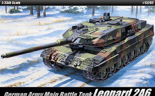 Academy 1/35 Leopard 2A6 # 13282