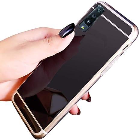 6b7643bb8 Amazon.com  PHEZEN Compatible with Samsung Galaxy A7 2018 Case ...