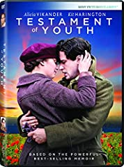 Testament of Youth is a powerful story of love, war and remembrance, based on the First World War memoir by Vera Brittain, which has become the classic testimony of that war from a woman's point of view. A searing journey from youthful hopes ...