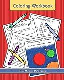 Coloring Workbook: Mini Mu'min Du'a Series by Mini Mu'min Publications (2013-07-16)