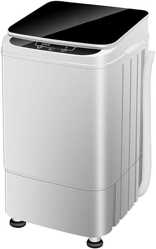 Lavadoras semiautomática portátil Mini portátil 9.9 lbs Capacidad ...