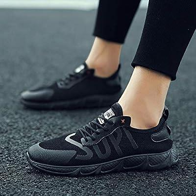 079d4a7ba9c89 Amazon.com: NANXIEHO Personality Men's Shoes Fashion Trend Flying ...