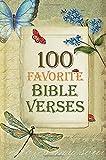 100 Favorite Bible Verses, Thomas Nelson Publishing Staff, 1404190015