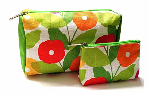 clinique-2-pc-flowered-cosmetic-bag-set