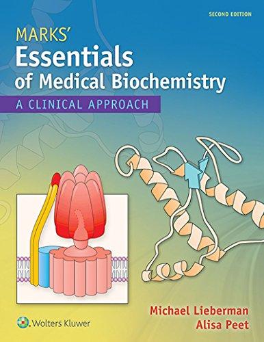 Marks' Essentials of Medical Biochemistry: A Clinical Approach Pdf