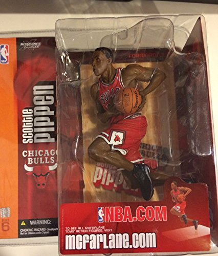 McFarlane Sportspicks NBA Series 6 Scottie Pippen Action Figure ()