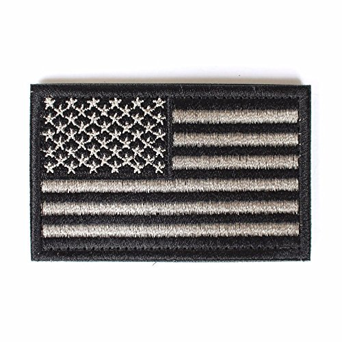Embroidered Patch Confederate Flag - 6