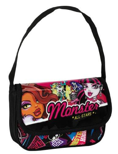 Monster Hight All - Stars Borsa Handbag Mini Bag Misure 20 x 12 x 4.5 cm Originale Mattel