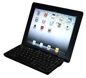 Trust Wireless Keyboard with Stand for iPad ES - Teclado inalámbrico con soporte para Ipad, Ipad 2 y New Ipad  (español QWERTY)