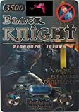 Black Knight 3500 + ROYAL KNIGHT  1750 6 Pills Combo for A Night You'll Never Forget and Will Leave Your Partner Begging for More Plus LOVE POTION Exclusive Pen
