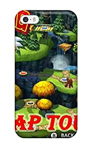 MitchellBrownshop Tpu Case For Iphone 5/5s With Donkey Kong Country: Tropical Freeze