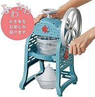 Doshisha ice Oyster Device manually FuwaYuki Recipe Book with The Cup Two