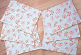 6 x Large Handmade Cath Kidston Style Fabric Placemats