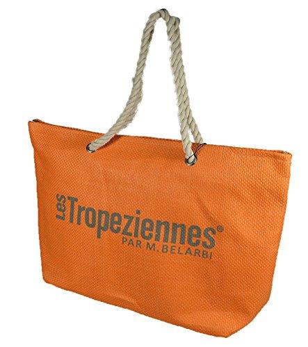 Les Tropeziennes - Bolso mujer naranja