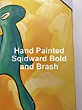 Hand painted artwork Premium canvas Old Bold and