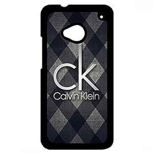 Fashion Calvin Klein Phone Case Design Cover For Htc One M7 Hard Plastic