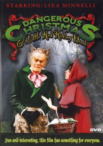 Dangerous Christmas of Little Red Riding Hood (DVD) Family (1965) 60 Minutes ~ Starring: Liza Minelli, Cyril Ritchard, Vic Damone