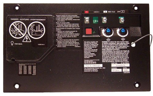 LiftMaster Garage Door Opener 41A5021-1I Receiver Logic Board by LiftMaster