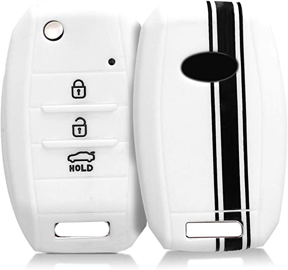 Kwmobile Autoschlüssel Hülle Kompatibel Mit Kia Elektronik