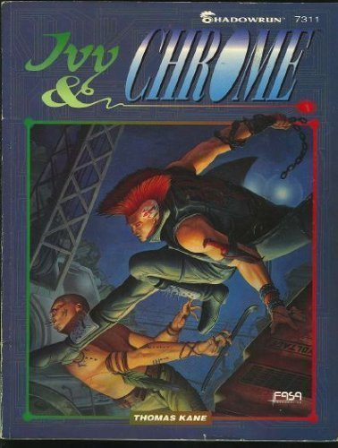 Ivy & Chrome (Shadowrun, 7311)